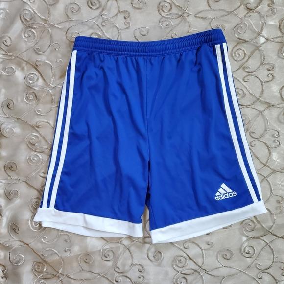 Boys Adidas Climacool Athletic Shorts